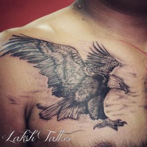 Beautiful Big Tattoos this New Year 2021! | Tattoo Artist Goa.
